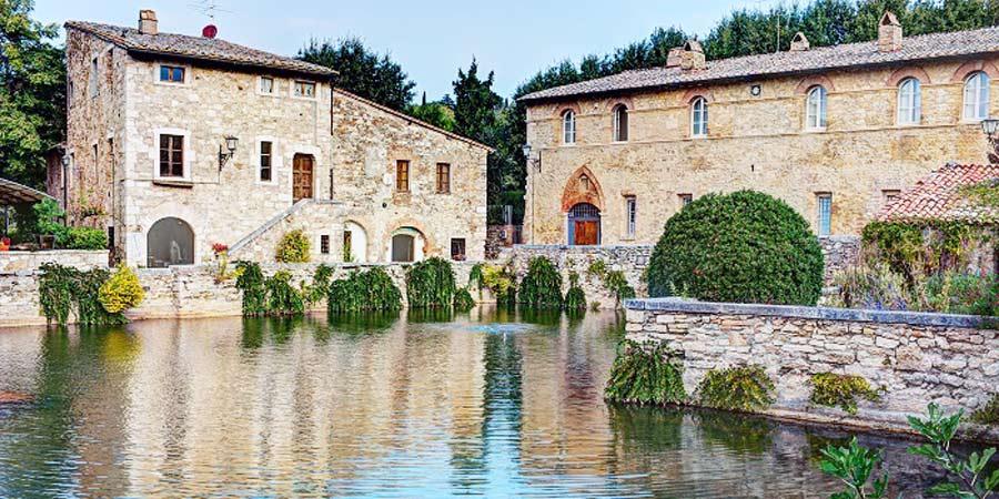 Bagno vignoni terme offerte spa benessere in toscana - Il loggiato bagno vignoni ...