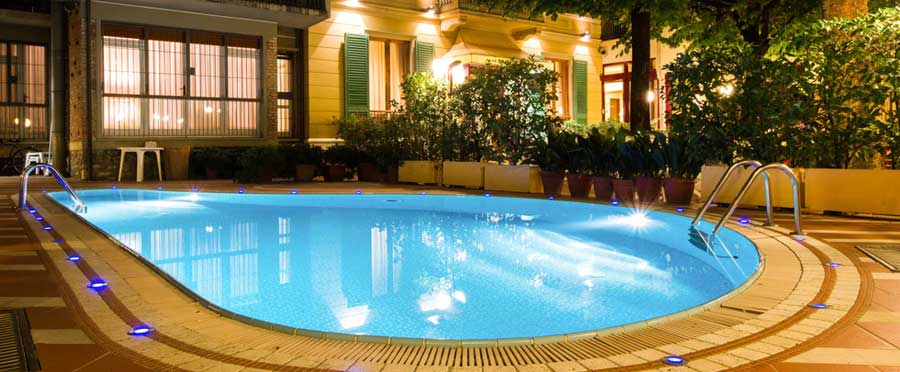 Hotel Reale a Montecatini Terme